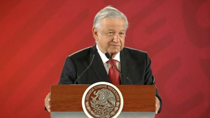 andres Manuel Lopez obrador ley garrote Tabasco