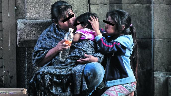 administración pasada gobierno Mancera no combatió la pobreza contuvo la pobreza directora Evalúa CDMX