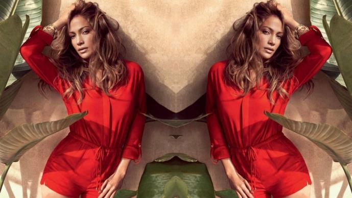 Jennifer Lopez presume cuerpazo con prenda mega ajustada y paraliza las redes