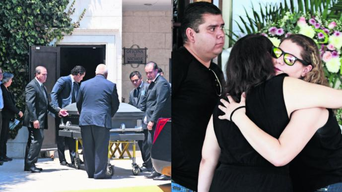 Walmart El Paso Texas atentado Estados Undos mexicanos carroza fúnebre