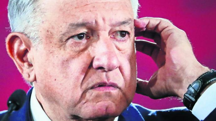 Partidos políticos Andrés Manuel López Obrador