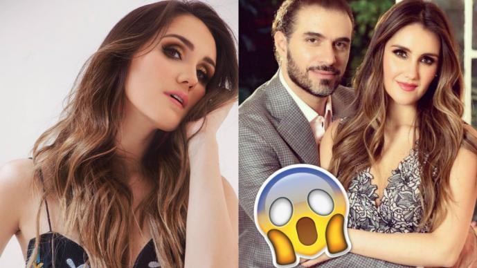 Dulce María revela que sufrió estafa con su boda con el productor Francisco Álvarez