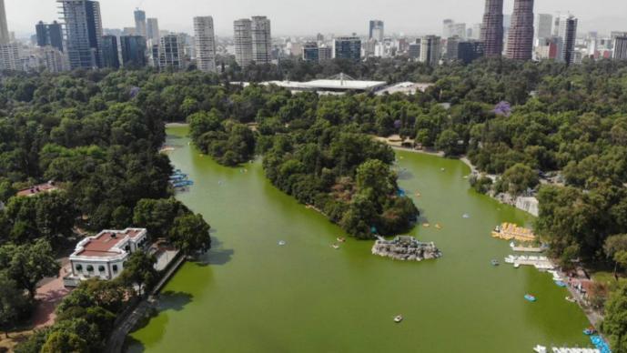 Nombran al Bosque de Chapultepec como el mejor parque del mundo de 2019