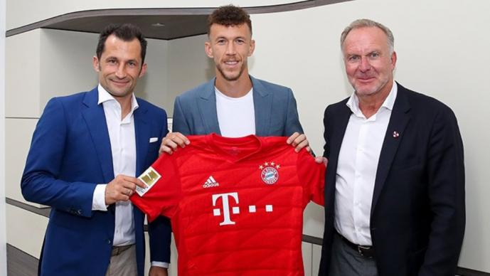 Ivan Perisic se convierte en el nuevo refuerzo del Bayern