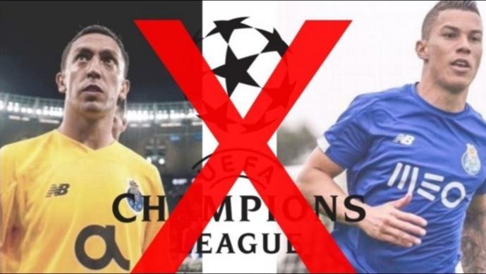 Marchesín y Uribe se quedan sin Champions League