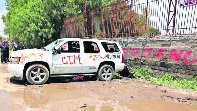 balacera entre gupos ctm herido gasolinera