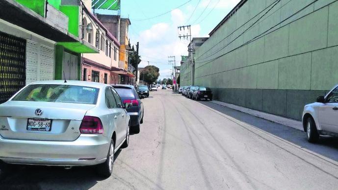 Buscan padrinos para más de 3 mil calles sin nombre en Toluca
