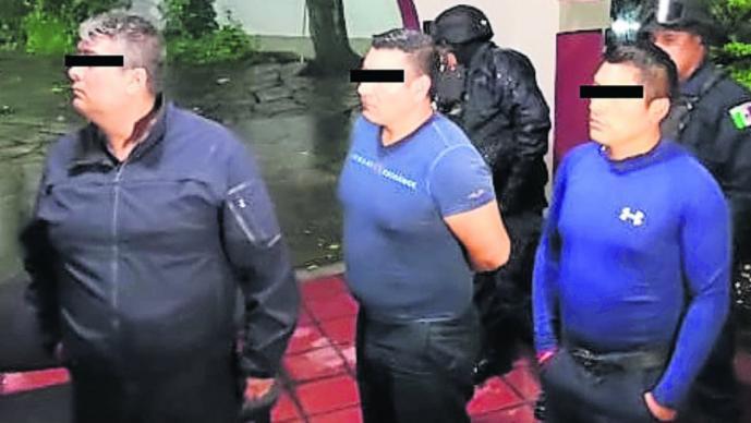 Por casos de corrupción aumenta desconfianza en policía en Toluca