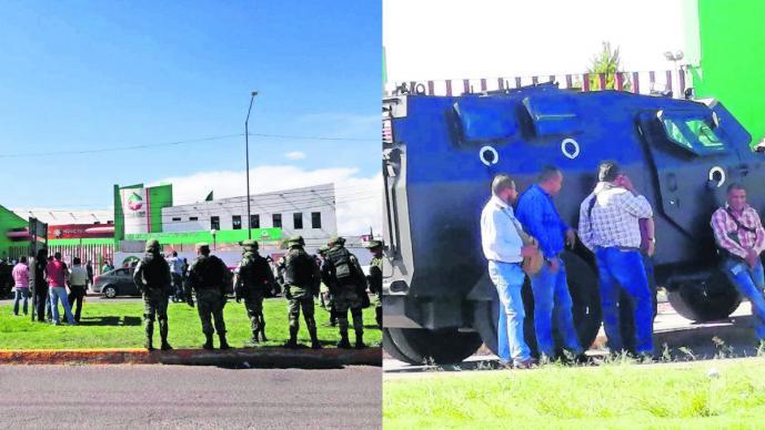 Se enfrentan policías estatales y municipales tras operativo contra extorsiones en Coacalco