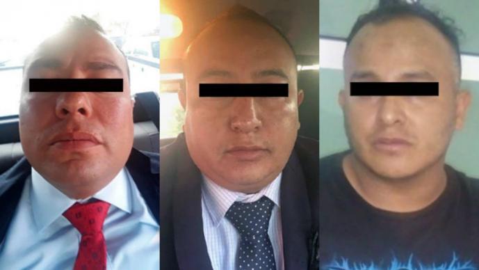 Detienen a policías de Tlalnepantla tras ser acusados de secuestro exprés