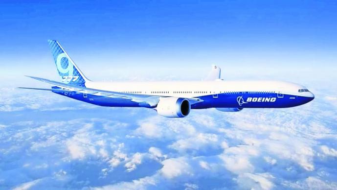 empresa estadounidense construye avión lujoso del mundo