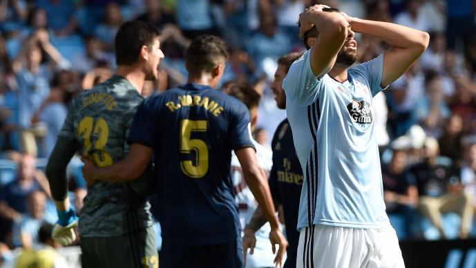 Real Madrid debuta con triunfo tras derrotar al Celta