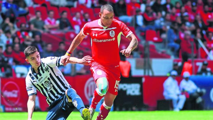 Toluca Monterrey victoria visita liga mx