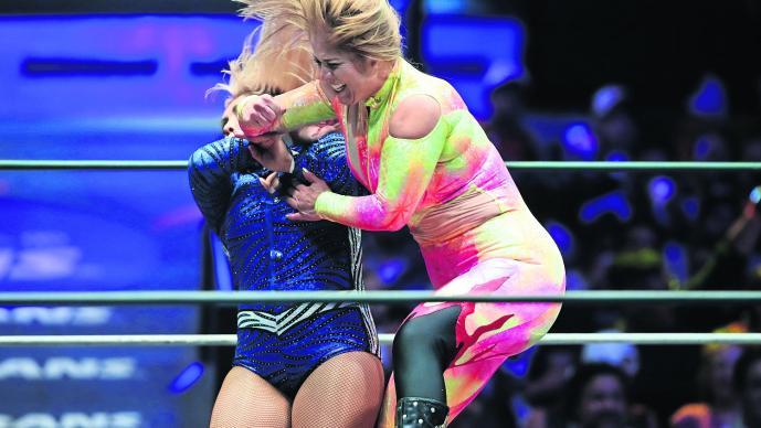 LA INFERNAL lucha libre arena mexico