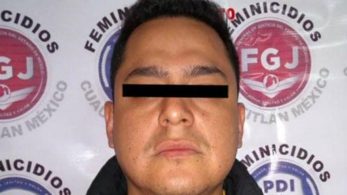 Detienen a hombre por fulminar a balazos la vida de una joven en Tultitlán