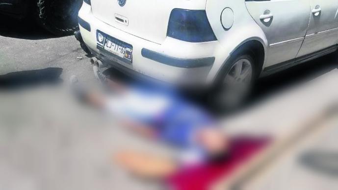 motosicarios ejecutan a dos hombres edomex