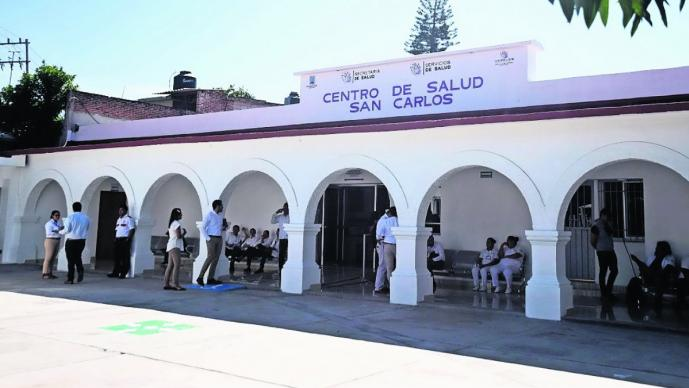 centro de salud daños sismo 19-s inauguración Cuauhtémoc Blanco Yautepec