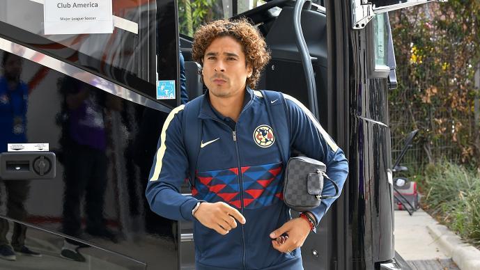 Memo Ochoa debutará con América frente a Tigres