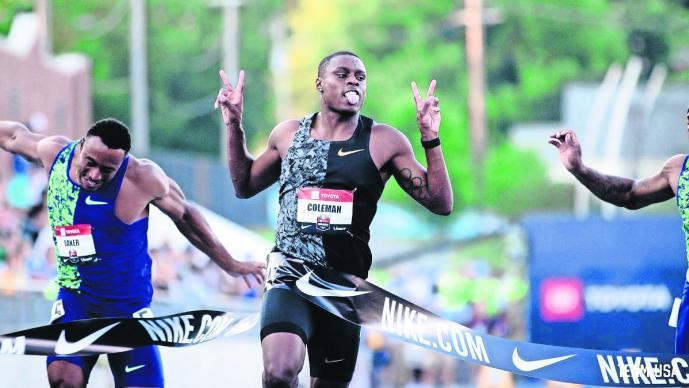 coelman atletismo demostrará antidopaje pruebas acusaciones falsas