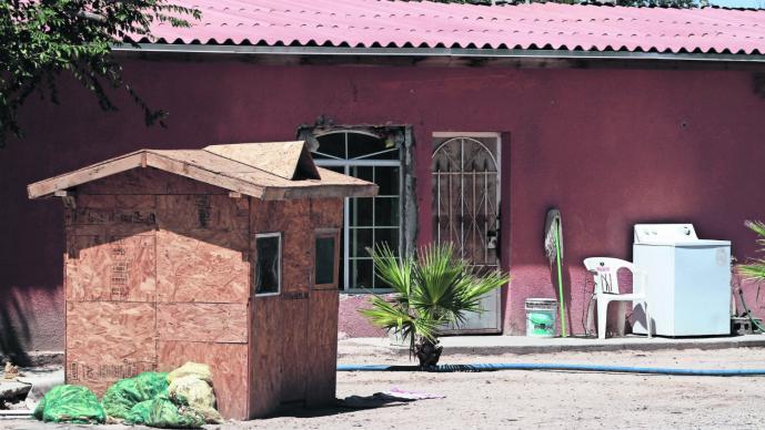 Comando asesina a tres niñas en Ciudad Juárez