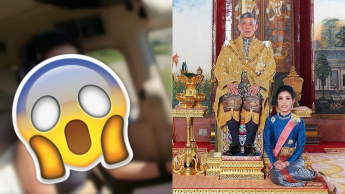 fotos consorte real princesa casa real tailandesa revela fotografías causan furor sineemat wongvajirapakdi