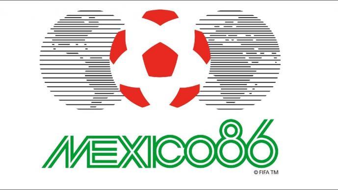 México 86 gana como el mejor logo de los Mundiales