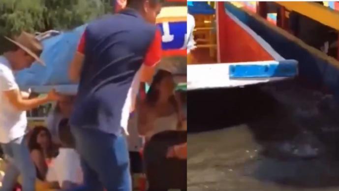 muere ahogado xochimilco