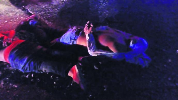 Sujetos echan bala a patrulla y terminan detenidos por sus víctimas en Cuautla