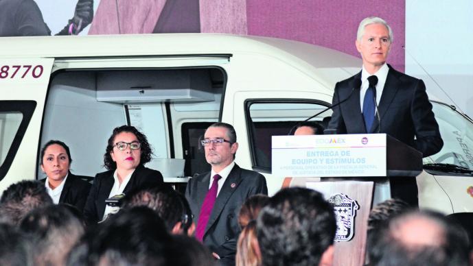 Edomex tiene las sentencias más altas por feminicidio en México Alfredo del Mazo