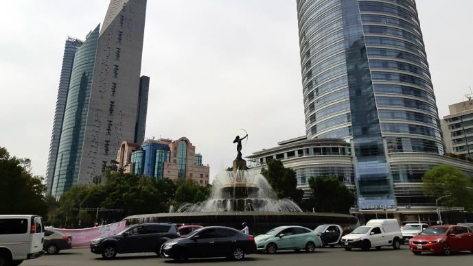 Disminuyen accidentes viales en la Ciudad de México tras implementación de Fotocívicas