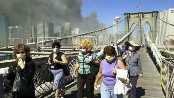 atentado torres gemelas world trade center estados unidos terrorista enfermos