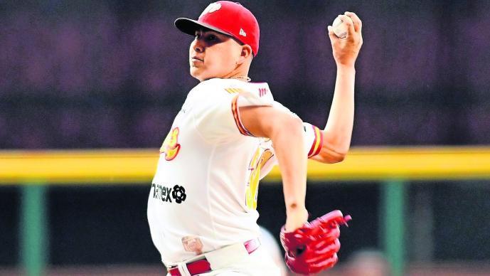 Beisbol diablo sexto juego