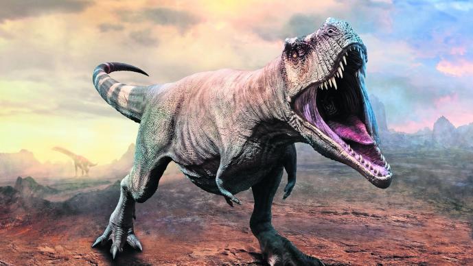 Investigación zona cero dinosaurios extinción masiva
