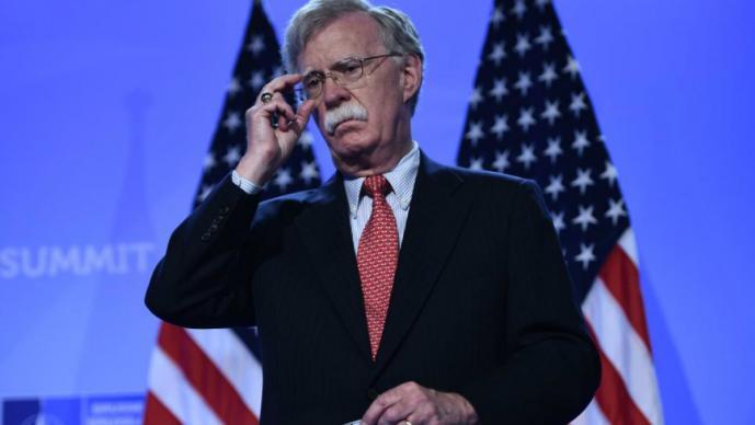 Donald Trump despide a John Bolton asesor de seguridad nacional de Estados Unidos