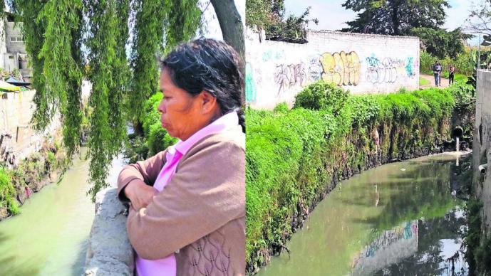 contaminación Río Verdiguel Toluca