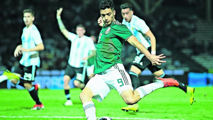 Tata Martino jugadores México Argentina