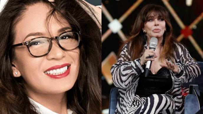 Yolanda Andrade Verónica Castro fotos romance