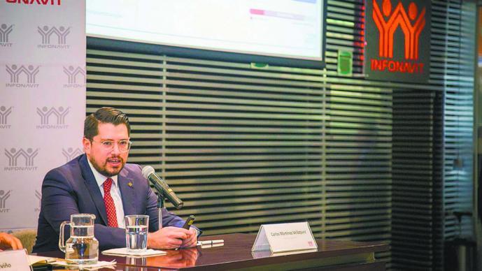 Infonavit Carlos Martínez