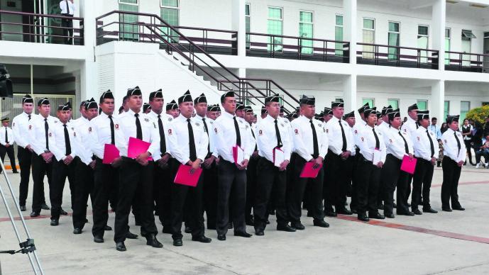 policías Edomex escuela secundaria