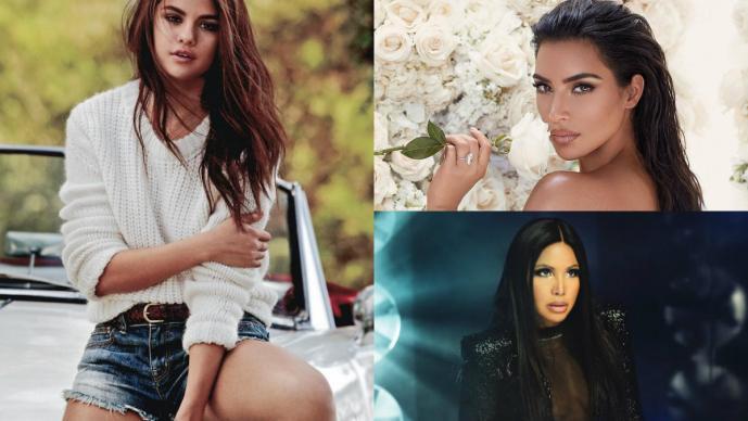Selena Gómez Kim Kardashian celebridades lupus