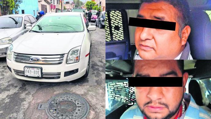 frenan secuestradores rescate taxista GAM