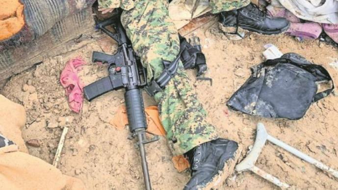 tamaulipas nuevo laredo indaga montaje ejecución extrajudicial México
