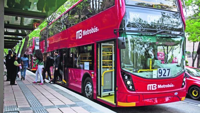metrobus metro 16 septiembre