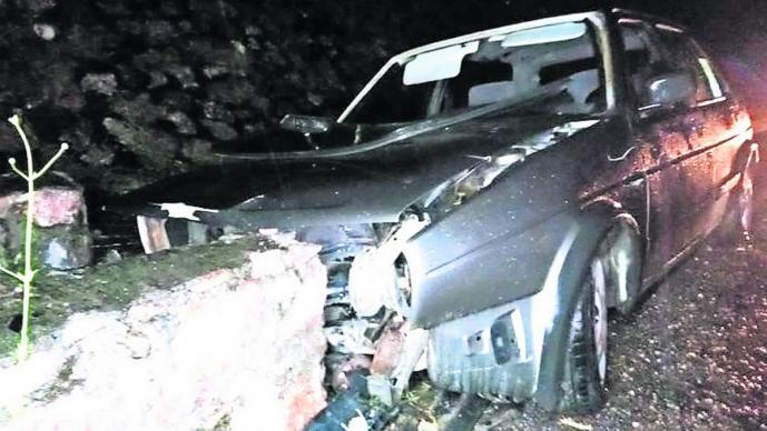 empleado penal atlacholaya muere se quedó dormido al volante choca vehículo Temixco
