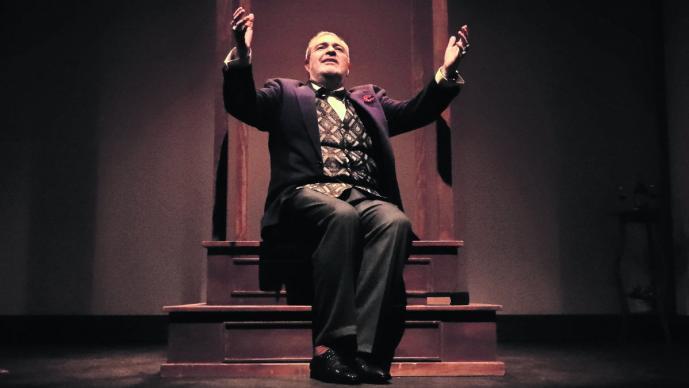 salvador novo legado puesta en escena teatro la capilla actor gerardo gonzález