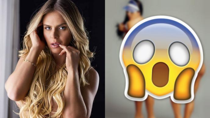 Diosa Playboy fotografías íntimas mujer