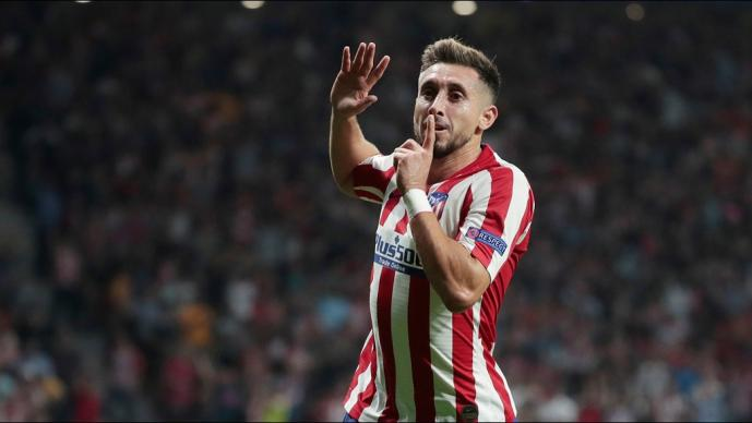 Héctor Herrera anota en su debut de Champions League