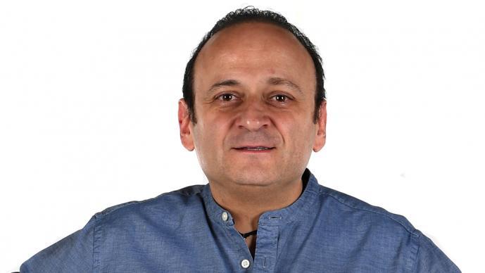 Eduardo España monólogo Felices