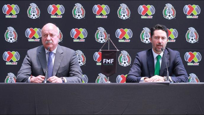 Liga MX y FMF lanzan medidas para erradicar el