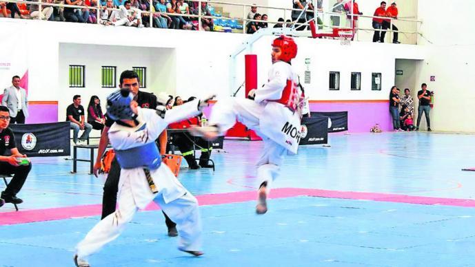 Morelos títulos taekwondo Copa Mexiquense 2019